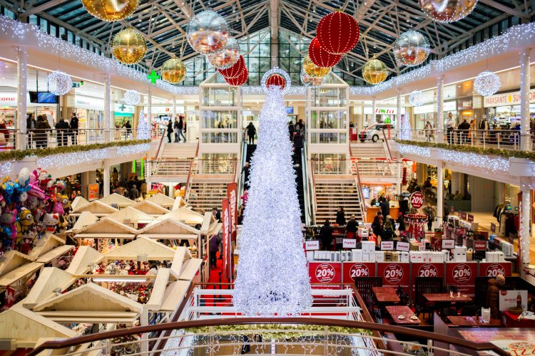 building-christmas-tree-indoors-mall-186613